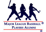 MLB Players Alumni Association Logo